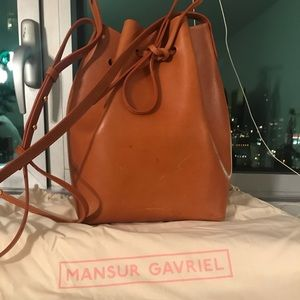 Mansur Gavriel Large Bucket Bag